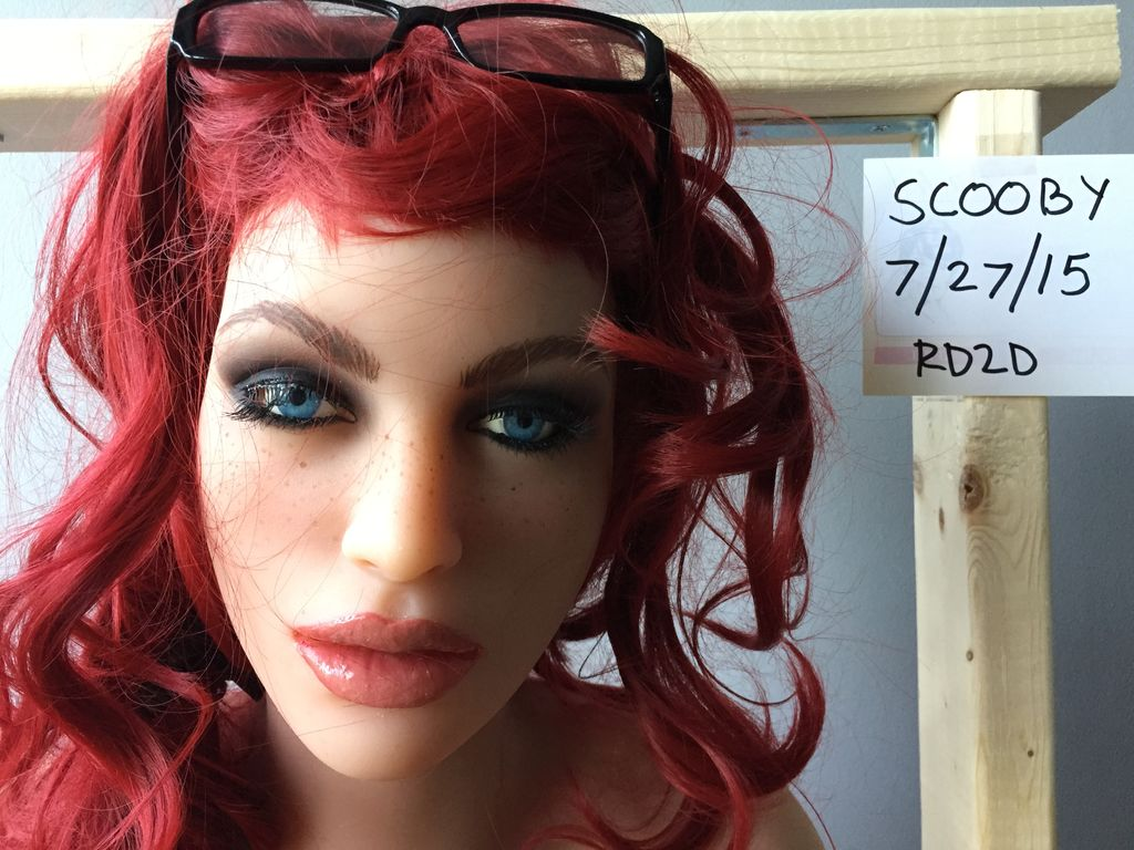 SOLD: Abyss Realdoll 2 Body D