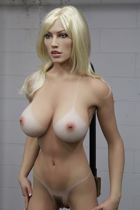 mooie grote borsten